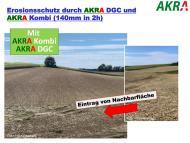 Erosionsschutz durch AKRA DGC und AKRA Kombi-